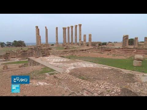 شاهد مساع ومبادرات لترميم آثار مدينة غدامس