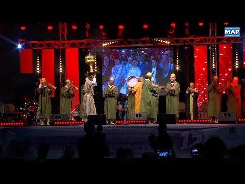 شاهدانطلاق المهرجان الوطني لفن الدقة والإيقاعات في تارودانت