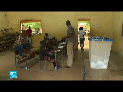 شاهدانتهاء التصويت في الجولة الثانية من الانتخابات الرئاسية في مالي