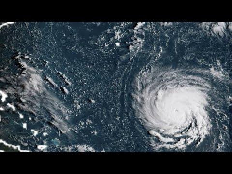 واشنطن تعلن حالة الطوارئ بسبب إعصار فلورنس