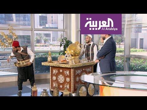 شاهد العرقسوس ملك مشروبات الشام الرمضانية