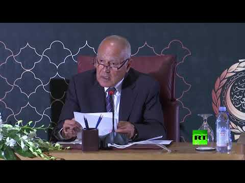 وزراء الخارجية العرب يدينون بشدة إعلان نتنياهو نيته ضم أراض من الضفة الغربية