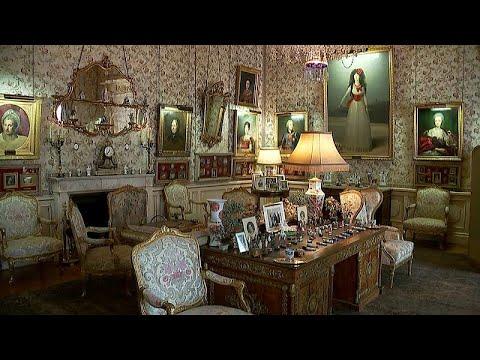 شاهد قصر ليريا الكلاسيكي يستعد لفتح أبوابه قريبًا