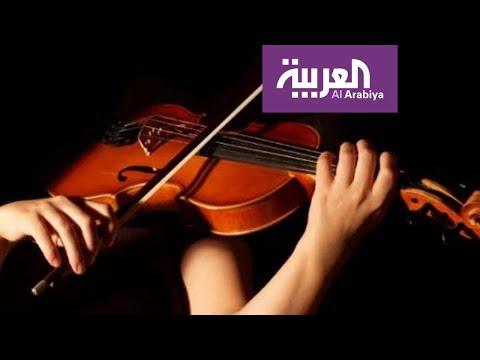 شاهد مقطوعات مميزة بأنامل عازف الكمان المصري عزمي مجدي عزمي
