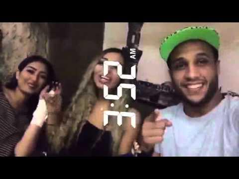 بالفيديو فضيحة لمدافع الزمالك إسلام جمال