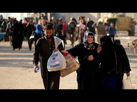 صوت الإمارات - تواصل العمليات العسكرية لاستعادة شرق الموصل
