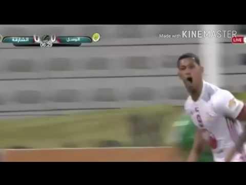 صوت الإمارات - شاهد نادي الشارقة يحقق فوزًا كبيرًا على الوصل بأربعة أهداف مقابل هدفين