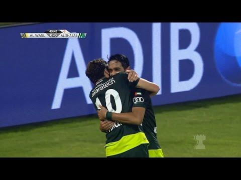 صوت الإمارات - شاهد أهداف مباراة الشباب أمام فريق الوصل