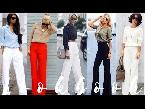 how to style wide leg