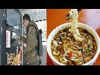 noodles vending machines a substitute for restaurants in nw china