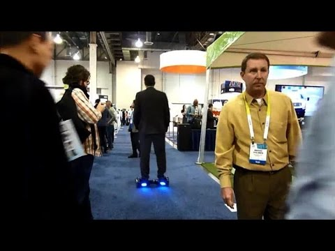 new modes of locomotion demonstrated at ces las vegas