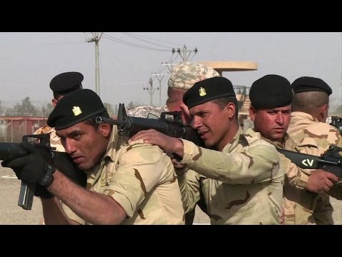 us trains iraqis for housetohouse battle against is