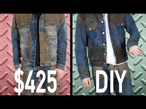 425 muddy jeans