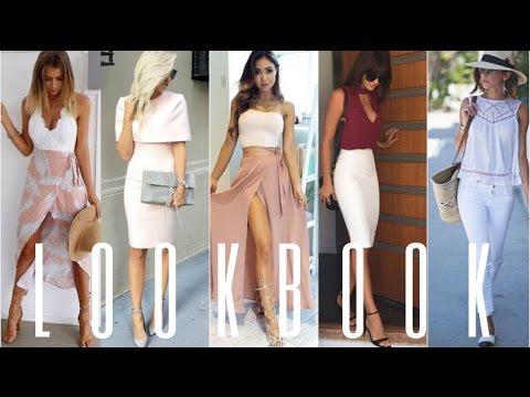summer 2017 fashion trends lookbook
