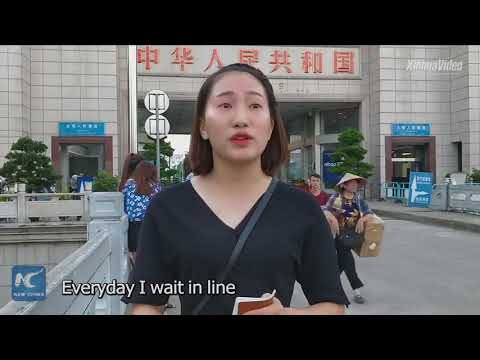 vietnamese women seek job in chinas