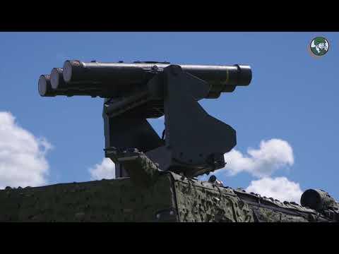 saab introduces vehicle based mshorad system rbs