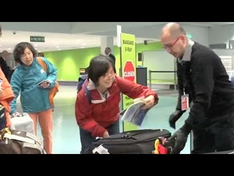 chinese tourists face strict security regulations