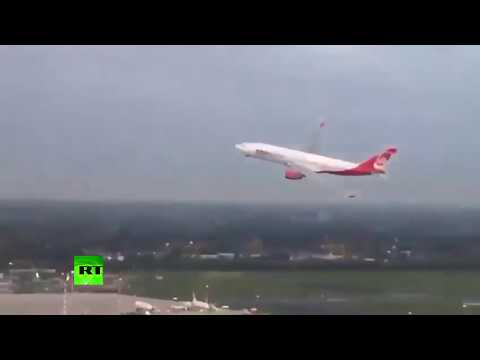investigation launched into air berlin pilot's maneuver