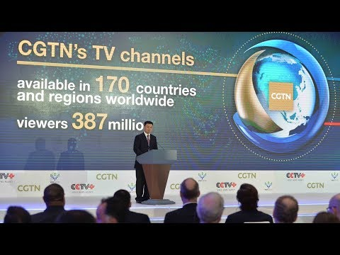 cgtn controller raising up the future of media industry