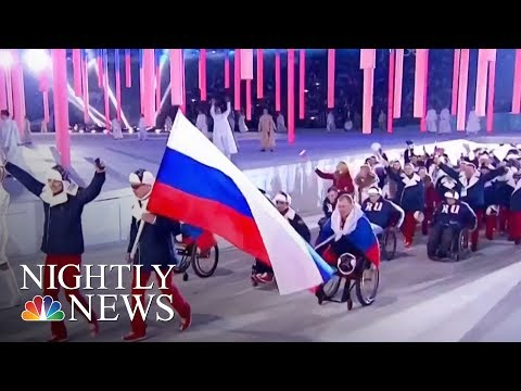 russia barred from 2018 winter olympics over doping