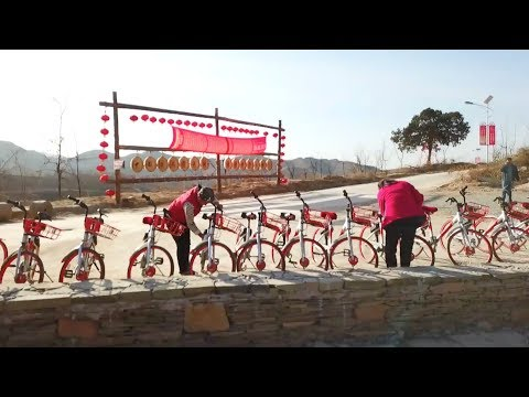 can bikesharing rid poverty in rural