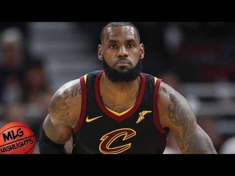 cleveland cavaliers vs los angeles lakers full game highlights