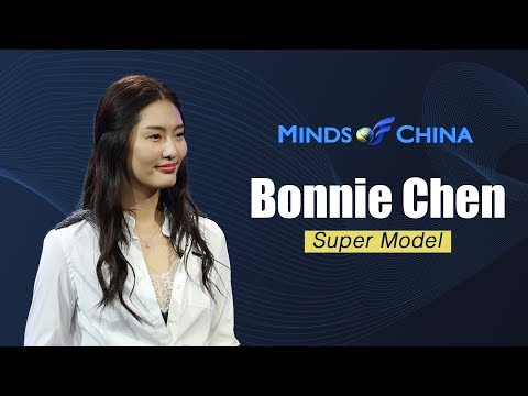 """bonnie chen """"do you think all chinese girls look the same"""""""