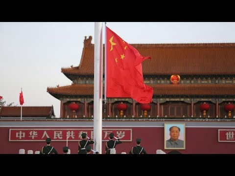 chinese pla to take on flag raising ceremony in 2018