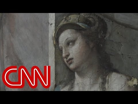 500yearold paintings from italian master found