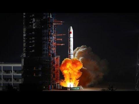 china launches yaogan3003 remote sensing satellites