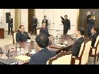 dprk and rok agree on joint entrance and unified womens hockey team