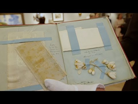 queen victorias scrapbook goes to auction