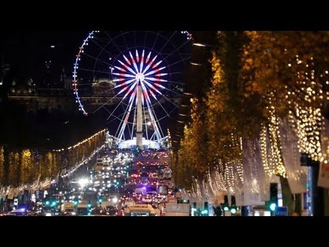 paris bans champselysees