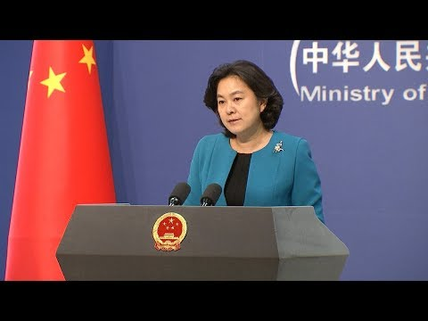china refutes german ambassadors allegation