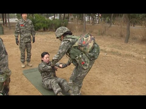 role of women in south korea's military to be expanded