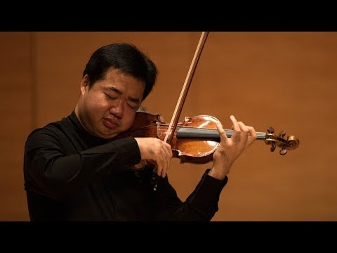 violinist ning feng from china to the world stage