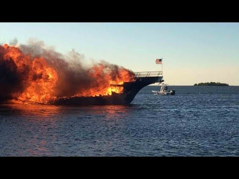 woman dies after port richey casino boat fire forces dozens to jump in water