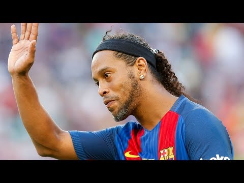 farewell ronaldinho officially retires from football