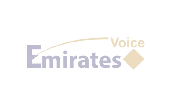 Emiratesvoice, emirates voice Five desktop yoga poses for workaholics