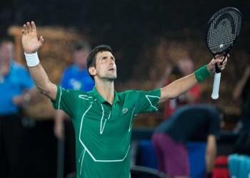ديوكوفيتش يتأهل إلى دور الثمانية من بطولة أميركا المفتوحة