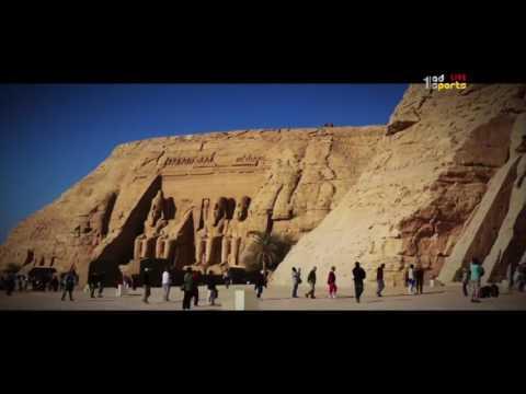 صوت الإمارات - تقرير قناة أبو ظبي الرياضية عن مصر يثير إعجاب رواد