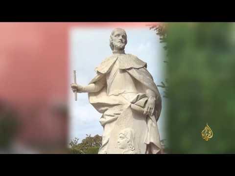 صوت الإمارات - بالفيديو تعرف على برج الذهب في إشبيلية