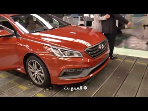 صوت الإمارات - شاهد إنشاء مصانع لإنتاج السيارات الكورية في المملكة السعودية
