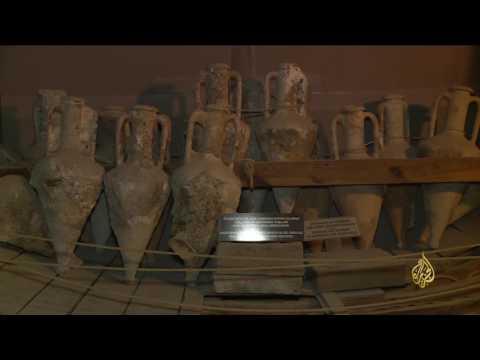 صوت الإمارات - شاهد تعرف علي متحف السفينة الغارقة