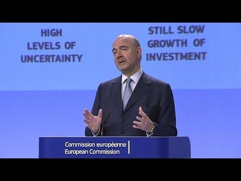 صوت الإمارات - النمو الاقتصادي الأوروبي يشهد تحسّنًا غير كافيًا