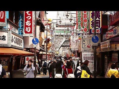 صوت الإمارات - ارتفاع الناتج الإجمالي للاقتصاد الياباني