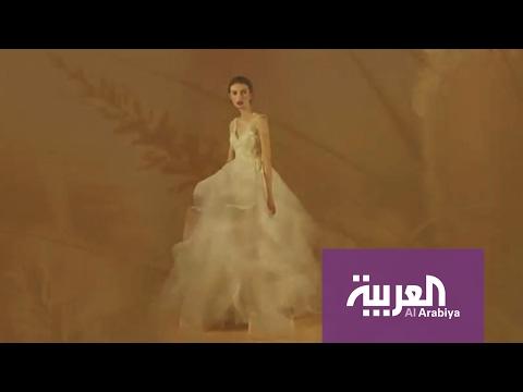 صوت الإمارات - فساتين أعراس مستوحاة من سنابل القمح