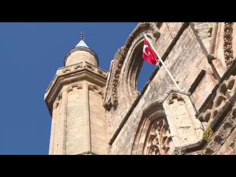 صوت الإمارات - جولة داخل مسجد لالي مصطفى في قبرص