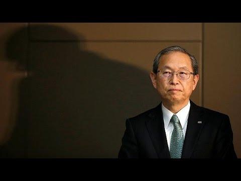 صوت الإمارات - استقالة رئيس مجلس الإدارة في شركة توشيبا