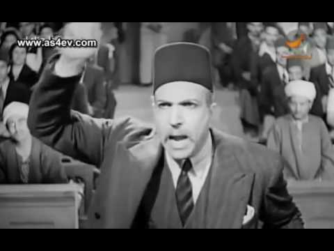 صوت الإمارات - بالفيديو  مرافعة خالدة لزكي رستم من فيلم هذا ما جناه أبي